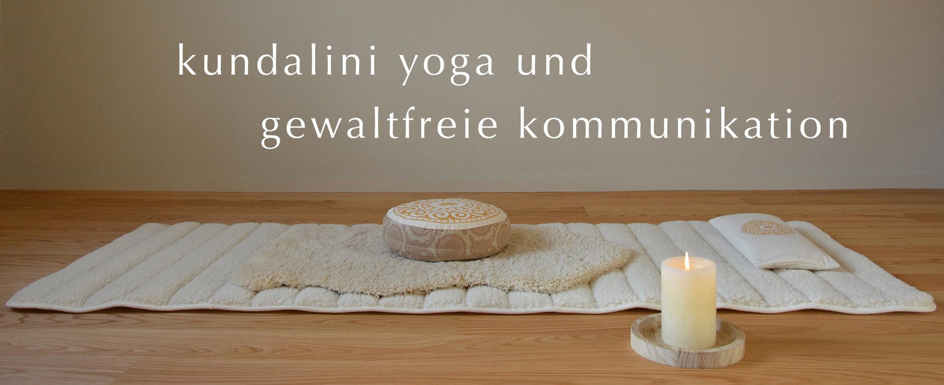 Yoga und Kommunikation